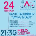 Sante Palumbo Swing Lady