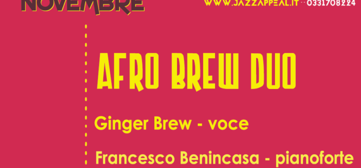 Afro Brew Duo