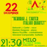 Deborah J. Carter Italian Quartet