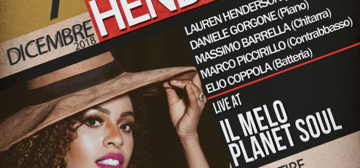 Lauren Henderson italian quintet
