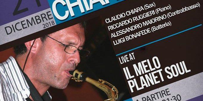Claudio Chiara quartet