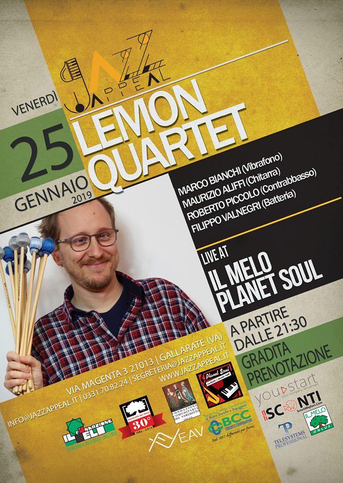 Lemon Quartet Jazz Appeal