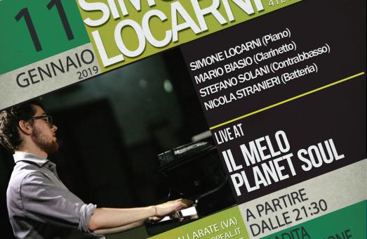 Simone Locarni quartet