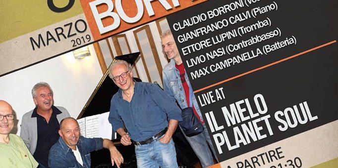 Claudio Borroni quintet