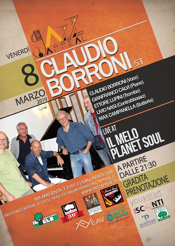 Claudio Borroni - Jazz Appeal