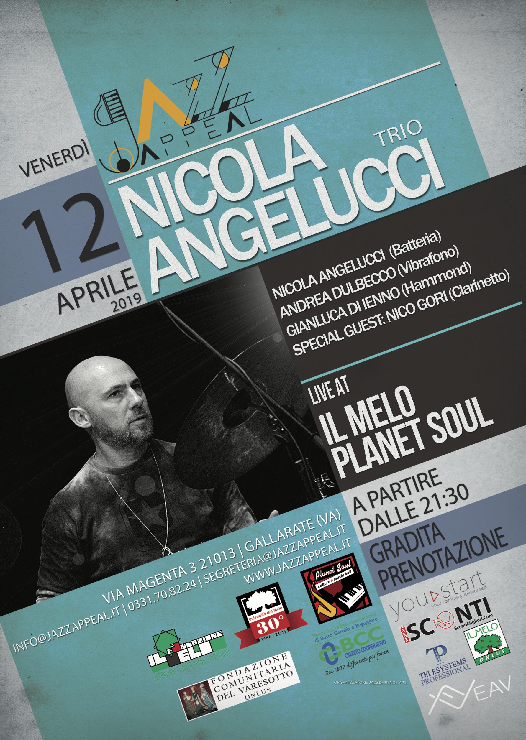 Nicola Angelucci Jazz Appeal