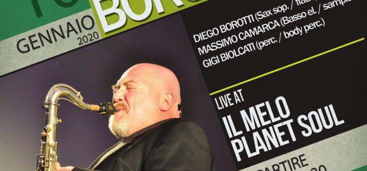 Diego Borotti Trio