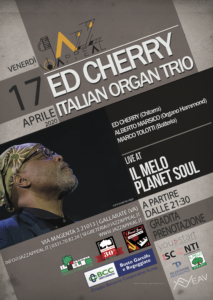 Ed Cherry Italian Organ Trio Jazz Appeal