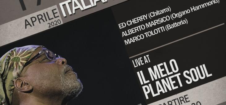 Ed Cherry Italian Organ Trio