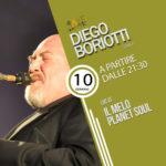 Diego Borotti Trio live @ Jazz Appeal