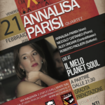 Annalisa Parisi Quartet Jazz Appeal