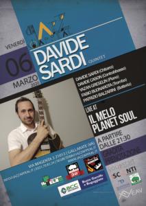 Davide Sardi Quintet Jazz Appeal