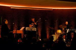 Luigi Tessarollo Hammond Trio